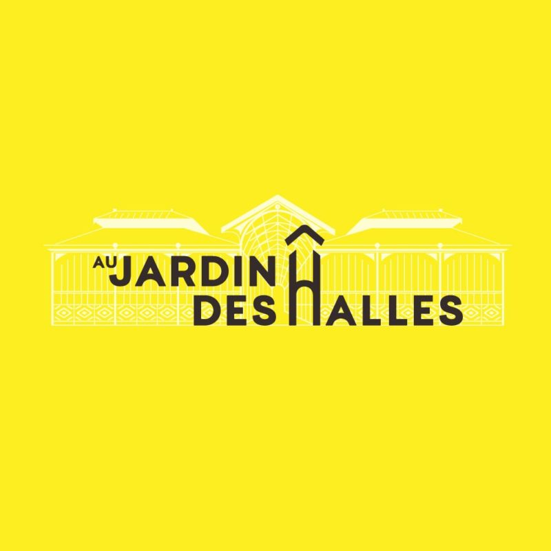 Au Jardin Des Halles, une identité aux petits oignons !